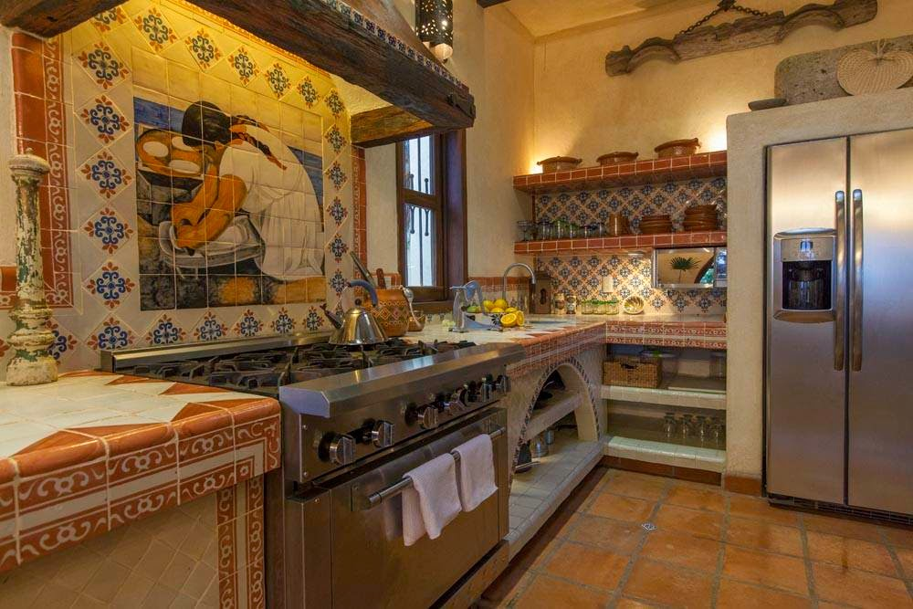 Cleverly interiores for Azulejos rusticos para interiores