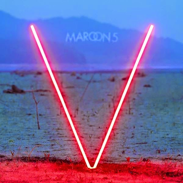 Download CD Maroon 5 - V 2014 MP3 Música
