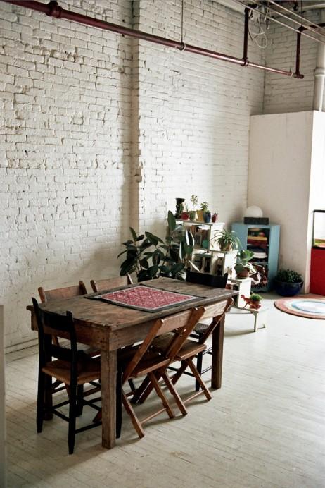 Die wohngalerie nonchalantes industriedesign im auges des for Industriedesign essen