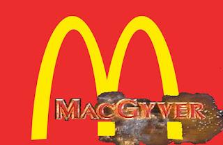 Mc Gyver Menu