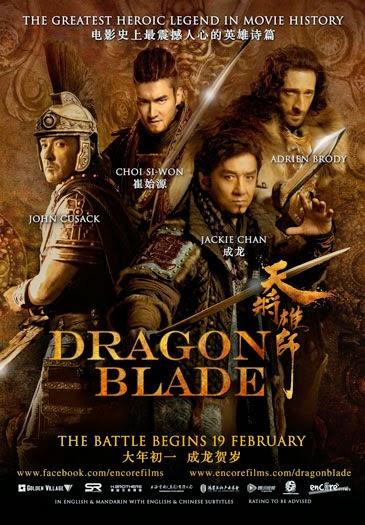 Dragon Blade (Tian Jiang Xiong Shi) (V.O.S) (2015)