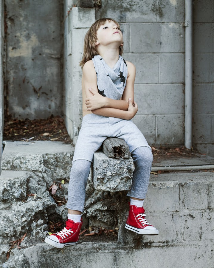 Kids lifestyle shots - Nununu AW14 editorial by Alexandra Cooper Photography