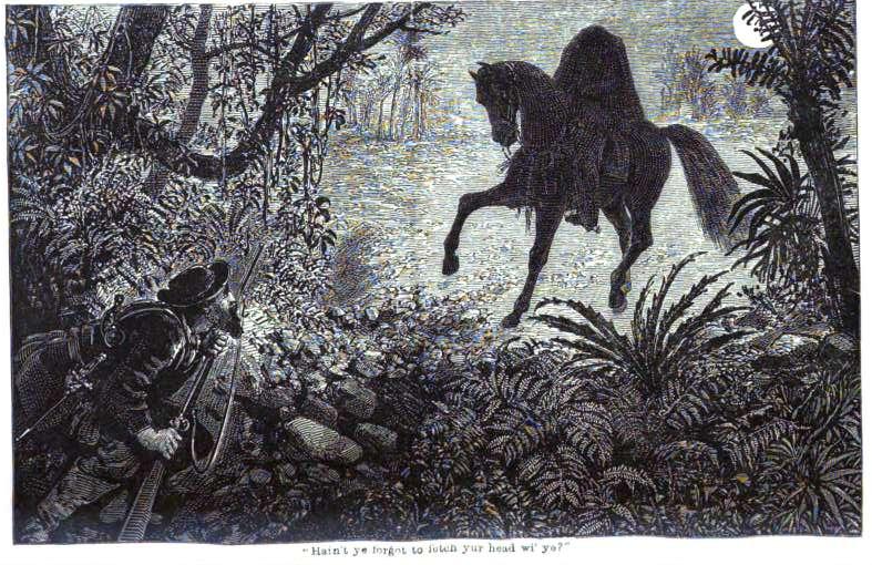 Histeria the headless horseman - Pictures of the headless horseman ...
