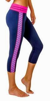 Preppy chic activewear from Devon Maryn