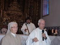 Padre João Almendra e sua Irmã Ana Almendra