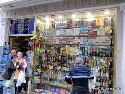 Tiendas Libres Impuestos Main Street Gibraltar