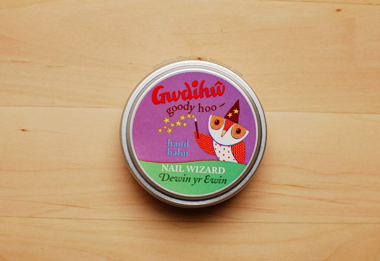 Gwdihw Nail Wizard Hand Balm