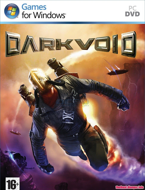 Download Game Hành động Dark Void - REPACK Full crack