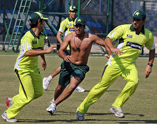 Just Cricket: Rashid Latif