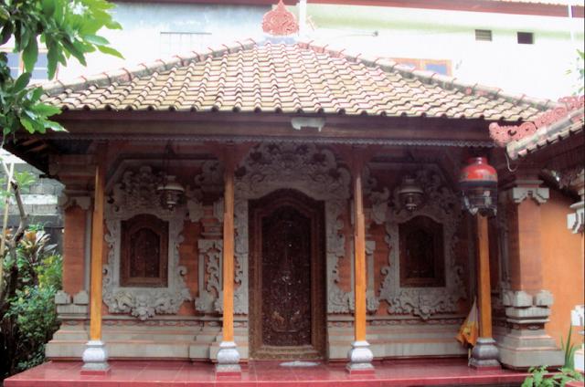 Desain Rumah masyarakat Bali