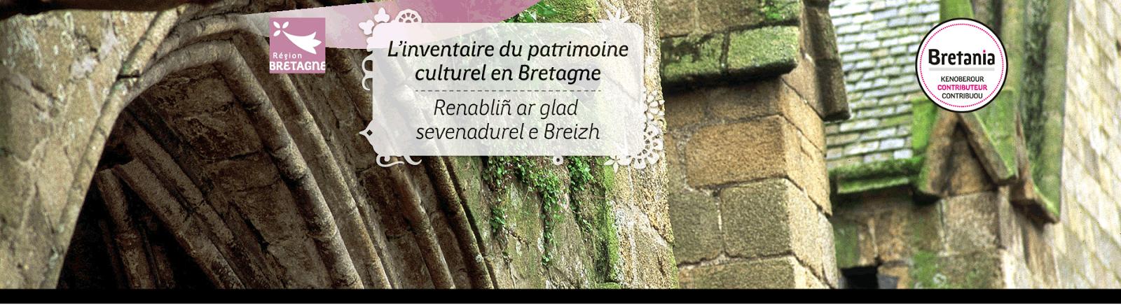 Lien vers l'Inventaire du Patrimoine Culturel de Bretagne