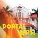 laman portal rasmi UPSI