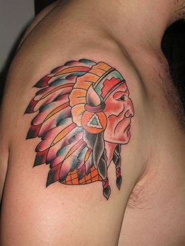 indian tattoos desgns