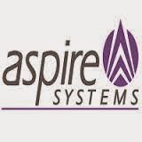 Aspire Systems freshers Walk In Drive 2015 in Chennai
