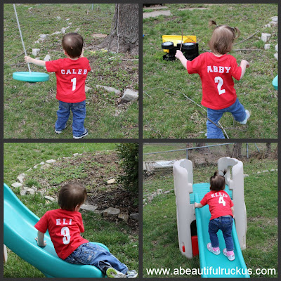 Cardinals shirts for toddlers