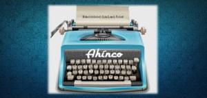 PREMIO RECONOC. AHINCO