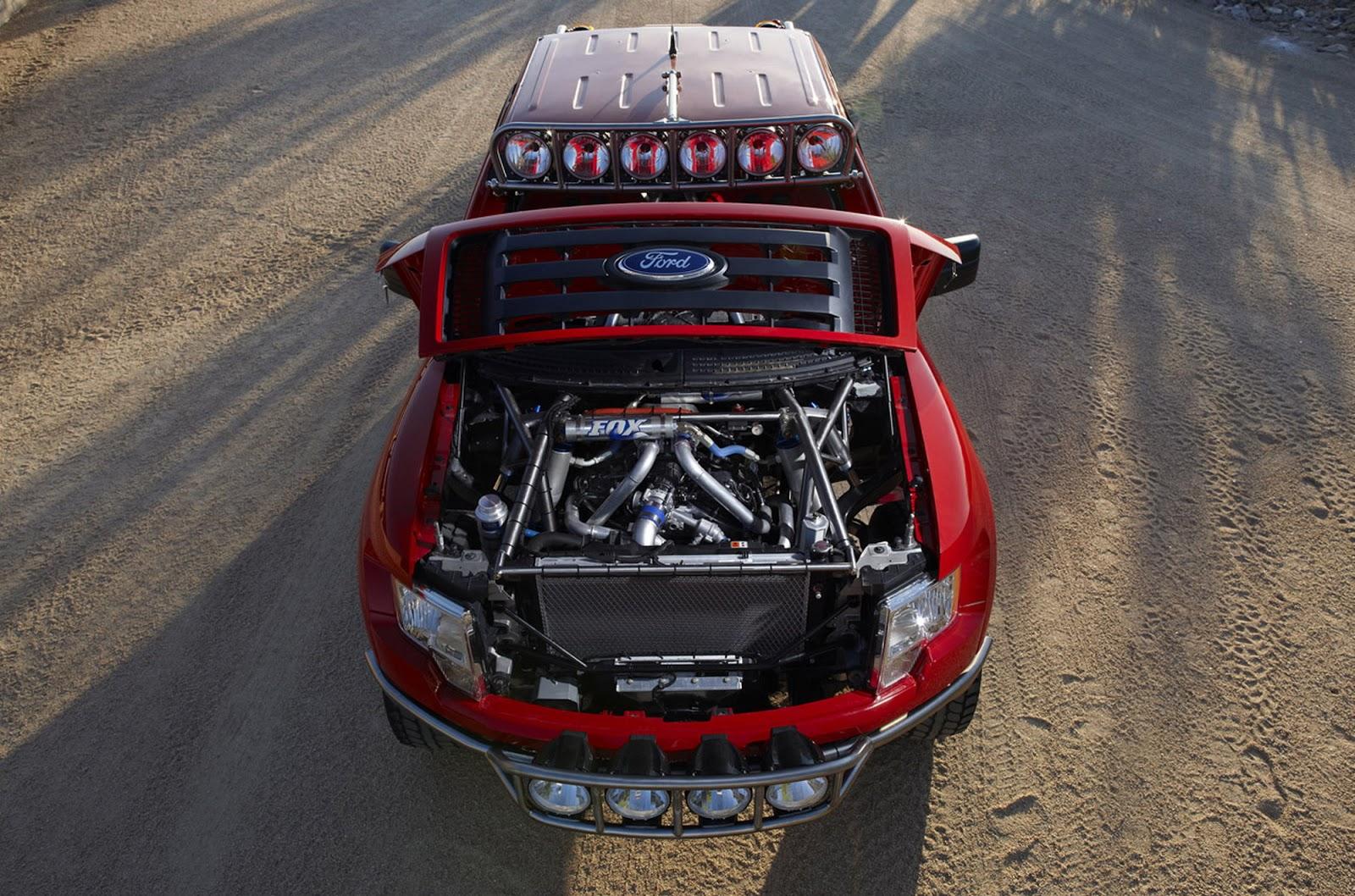 Fords F Ecoboost Engine Under Federal Investigation