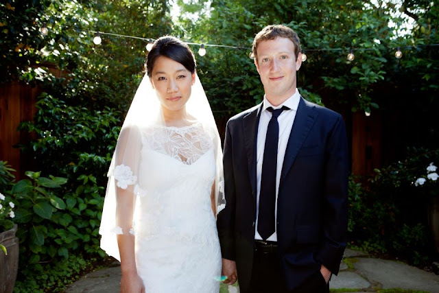2012 Весілля року - Марк Цукерберг і Прісцілла Чан
