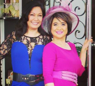 Momzillas: Maricel Soriano and Eugene Domingo