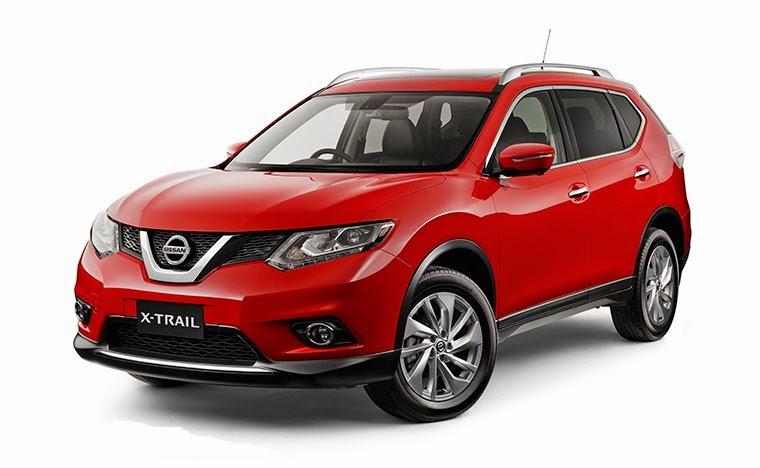 Gambar Nissan X-Trail 2015