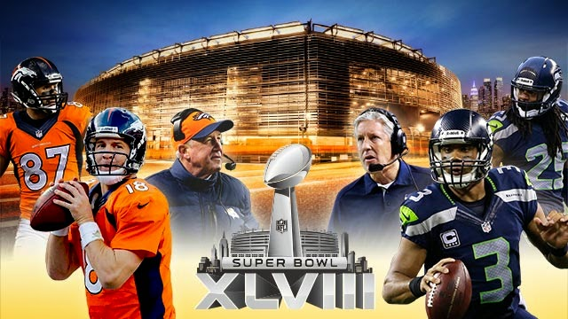 Broncos Seahawks Super Bowl