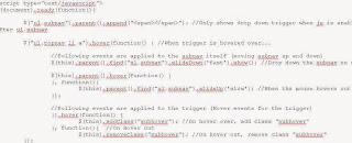 Install jquery menu plugin pada osclass