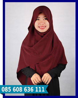 Hijab segi empat yg simple