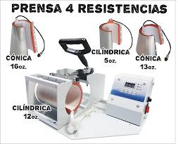PRENSA 4 RESISTENCIAS