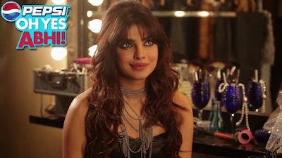 Priyanka Chopra & Ranbir HQ Wallpapers from Pepsi Photo shoot