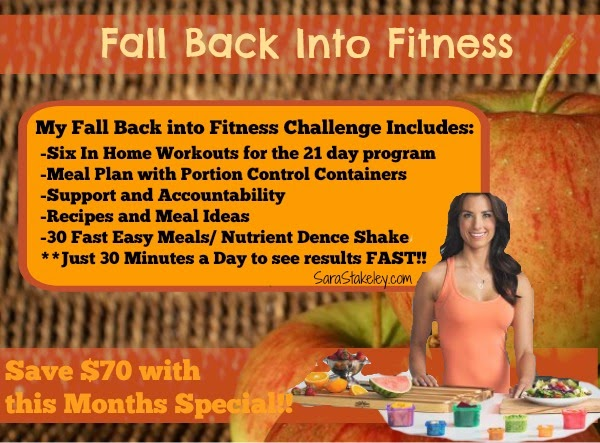 21 Day fix, Fall, ON SALE, Challenge group