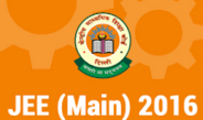 JEE Main 2016 Exam & Registration