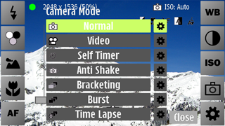 snowcameramodeview Download Camera Pro v2.0 Symbian^3 Full Version App Download