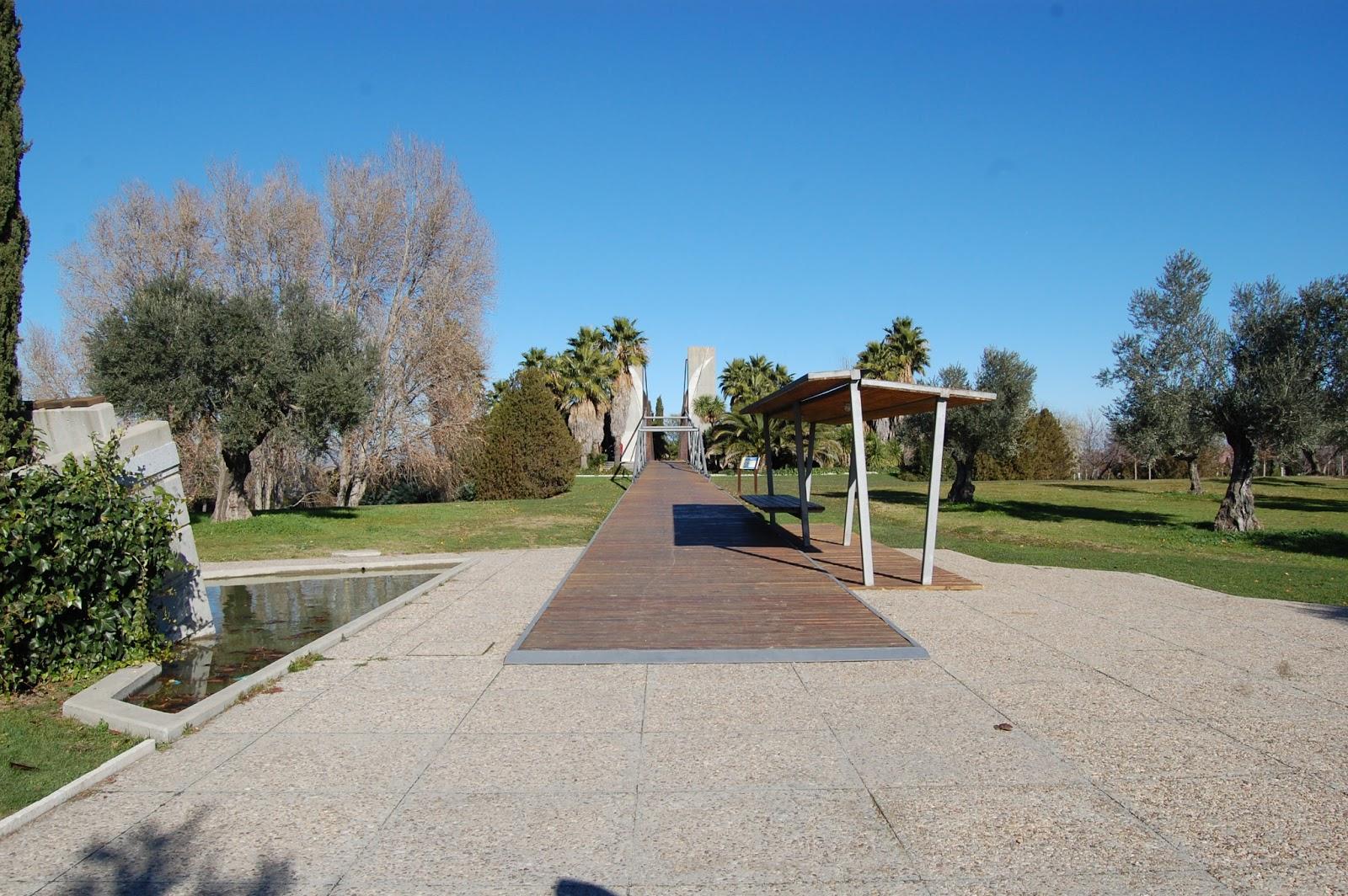 Blog Go Tandem - Jardín de las Tres Culturas