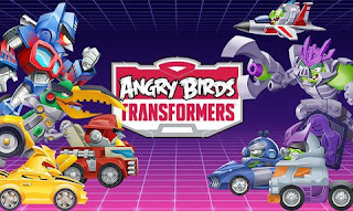 Angry Birds Transformers 1.8.10 Mod+Data Apk