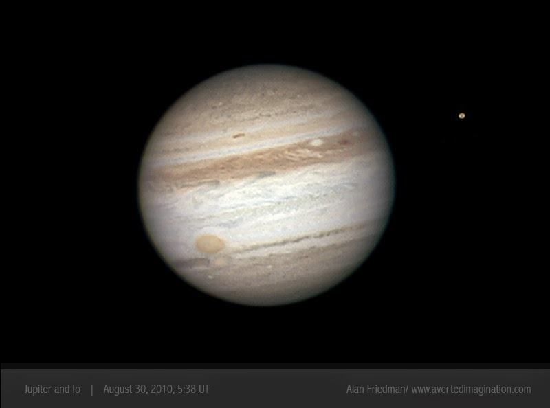 Jupiter Combust