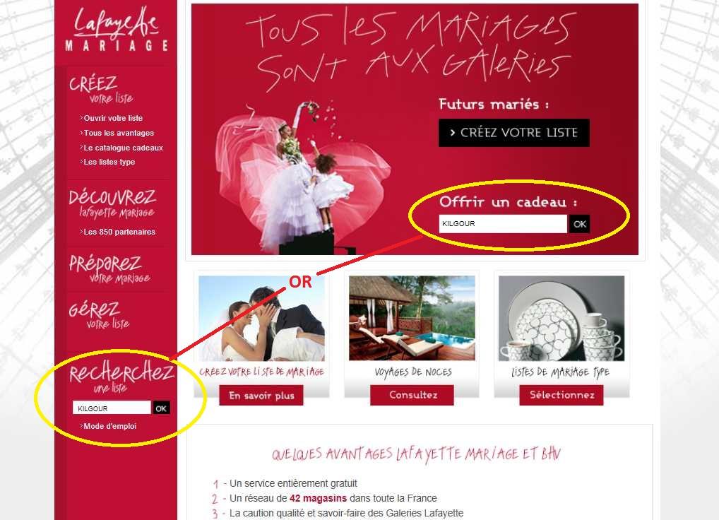 andie xav 39 s wedding blog wedding registry notre liste. Black Bedroom Furniture Sets. Home Design Ideas