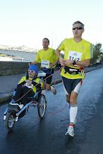 semi-marathon de Lyon oct 2010