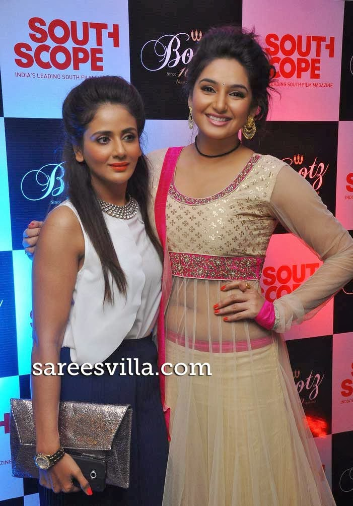 Ragini Dwivedi, and Parul Yadav