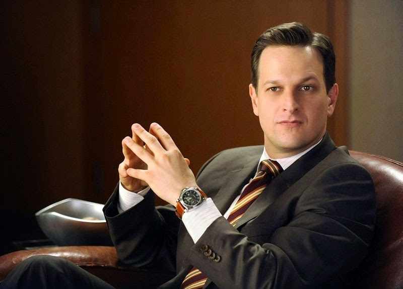 Josh Charles Welcomes Baby Boy