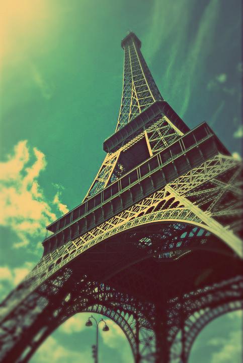 Eiffel Tower Paris Tumblr