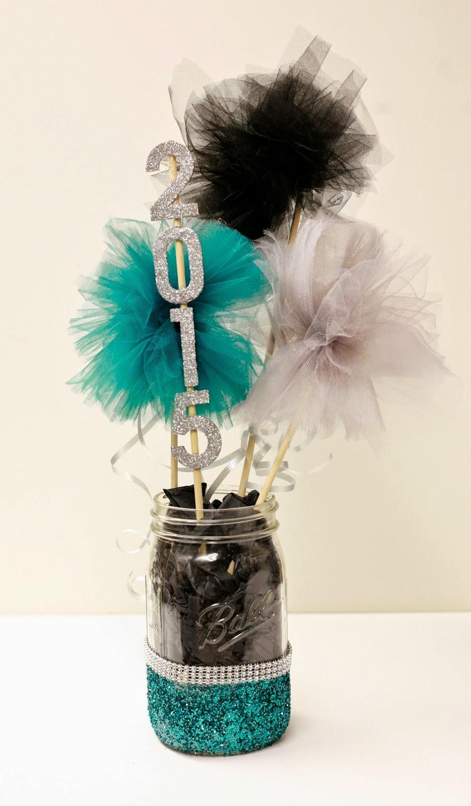 Ben Franklin Crafts and Frame Shop: DIY Graduation Party Decor