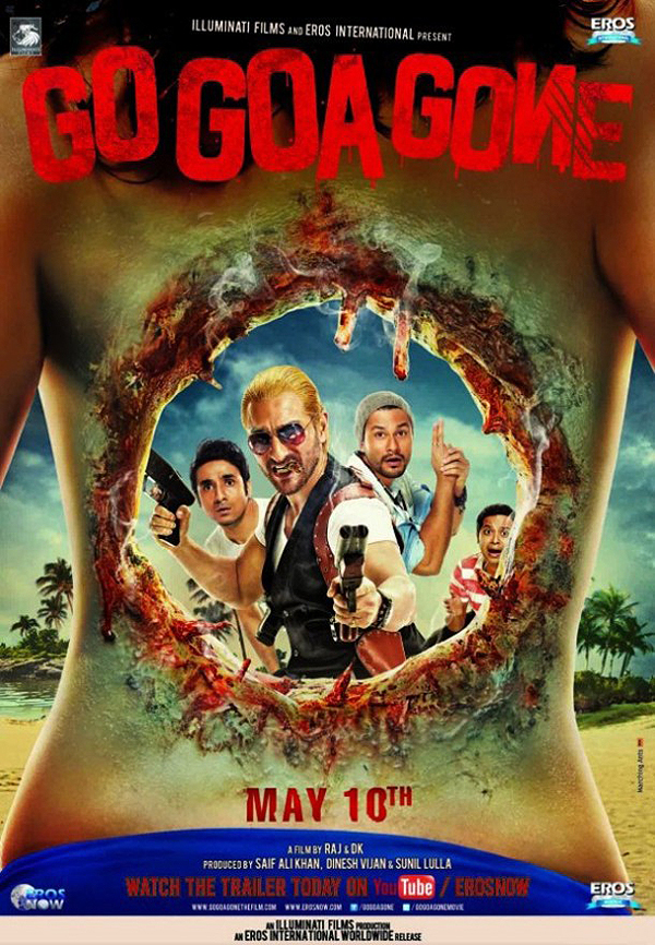 Go Goa Gone, commedia Zombie di Bollywood