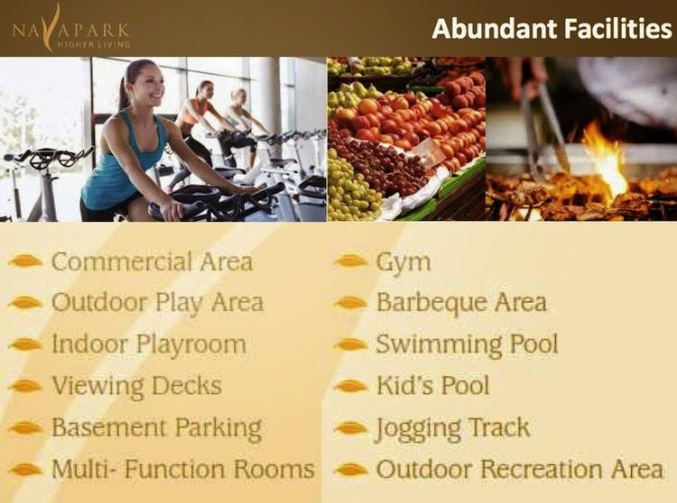 Marigold NavaPark BSD Condominium Facilities