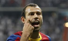 Cules Ternyata Tidak Menghargai Pencapaian Barca, Mascherano Gerah