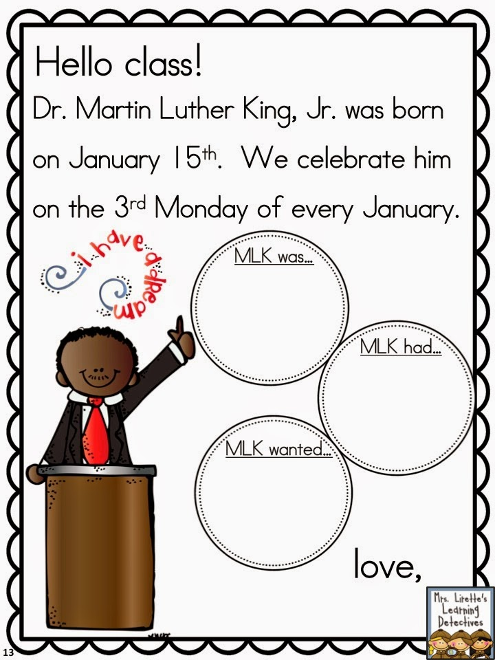 http://www.teacherspayteachers.com/Product/Meaningful-Morning-Messages-for-January-Kindergarten-1632716