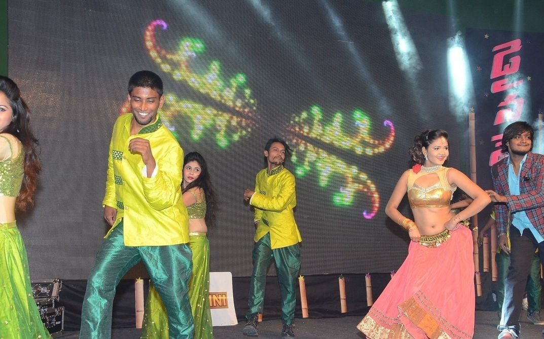 DYNAMITE MOVIE AUDIO LAUNCH STAGE PICS