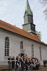 Unser Posaunenchor 2012