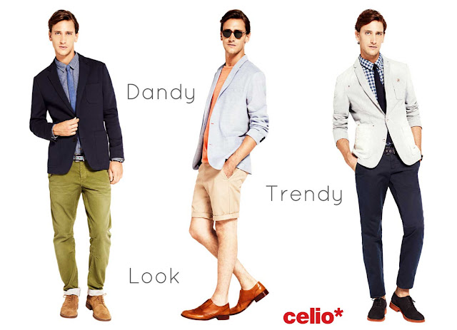 Celio LookBook Verano