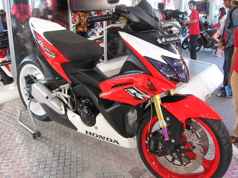 Gambar Modifikasi Honda Blade