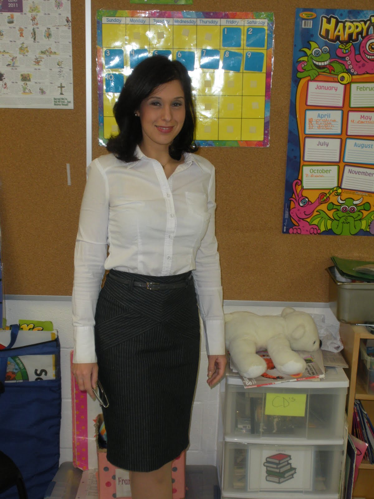 My Teacher Dress
